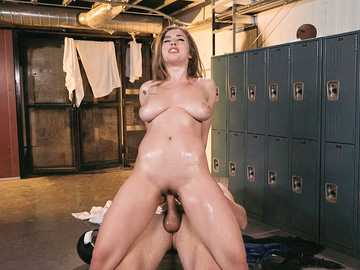 Lena Paul: On The Sidelines, On Her Knees